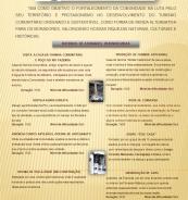 TURISMO DE BASE COMUNITARIA